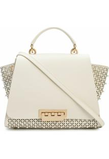 Zac Zac Posen Bolsa Tote Eartha Mini - Branco