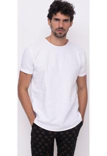 Camisa Em Linho Com Zíper