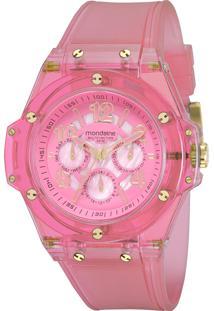 Relógio Mondaine Feminino Multifunction 99379Lpmvnp2