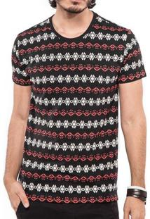 Camiseta Étnica Duo 103111