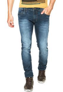 Calça Jeans Colcci Felipe Azul