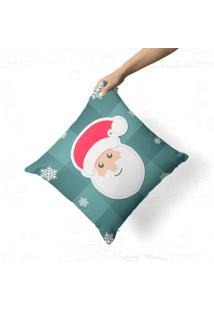 Capa De Almofada Love Decor Avulsa Decorativa Papel Noel Cute