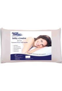 Travesseiro Látex Softly Comfort Percal Altura 13 Cm