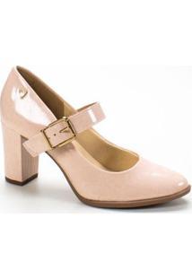 Sapato Mississipi Feminino - Feminino-Nude