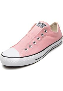 Tênis Converse Ct As Slip Rosa