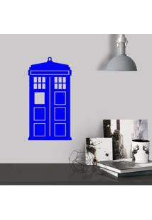 Adesivo De Parede Doctor Who 2