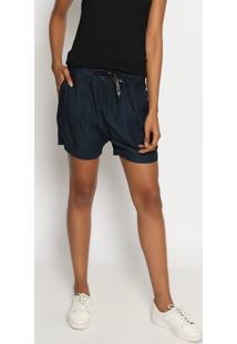 Bermuda Jeans Estonada - Azulcalvin Klein