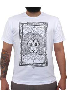 Leo - Camiseta Clássica Masculina