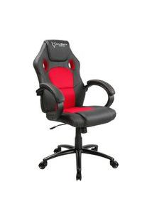 Cadeira Gamer Husky Snow Black Red Hsn-Br