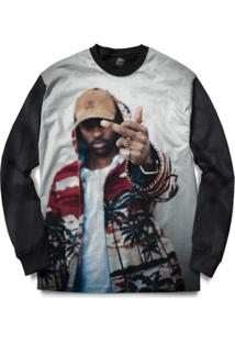 Blusa Bsc Big Sean Full Print - Masculino