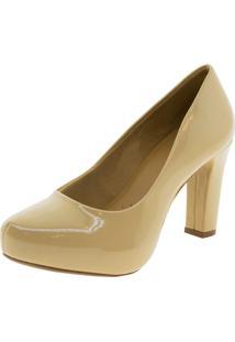 bcfb730a7 Clóvis Calçados. Sapato Com Salto Alto Feminino ...
