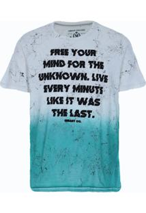 Camiseta Degradê Masculina Urbany