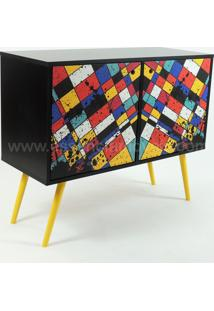 Armário Buffet Mondrian