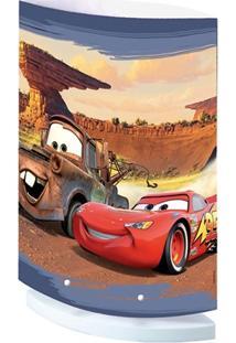 Abajur Infantil Oval Carros Ref. 110450021