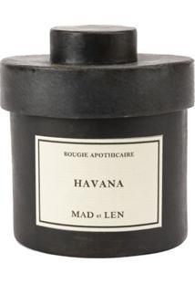 Mad Et Len Vela 'Havana' Com Suporte - Preto