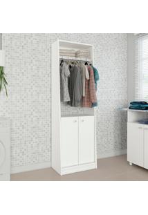 Armário De Banheiro Multiuso Bl3309 Branco - Tecno Mobili