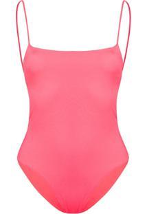 Sian Swimwear Maiô Katherine - Rosa