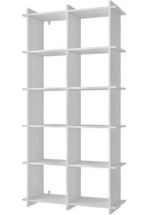 Livreiro De Encaixe Brv, Bx01-06 Branco - Se