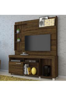 Estante Para Tv 1 Porta Ícaro 599024 Savana - Madetec