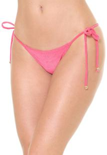 Calcinha Blue Man String Thaity Biarritz Pink