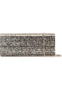 Jimmy Choo Medium Sweetie Clutch - Preto