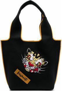 Kenzo X Kansai Yamamoto Tiger Tote Bag - Preto