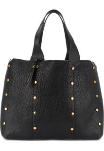 Jimmy Choo Bolsa Tote 'Lockett' - Preto