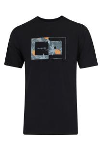 Camiseta Hurley Silk Sweet Day - Masculina - Preto