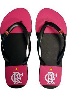 d226ca3540991 Chinelo Flamengo Feminino Comemorativo - Feminino
