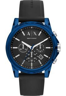 f8ee9b4768a ... Relógio Armani Exchange Ax1339 8Pn Azul