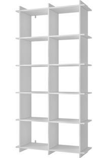 Livreiro De Encaixe Brv, Bx01-06 Branco Se