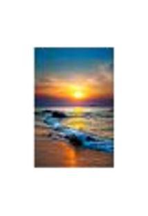 Painel Adesivo De Parede - Pôr Do Sol - 154Pn-M