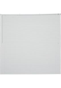 Persiana Off Branca 120X130Cm