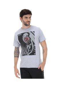 Camiseta Fatal Estampada 20260 - Masculina - Cinza