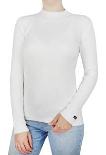Blusa Feminina Biamar Básica Branco - U