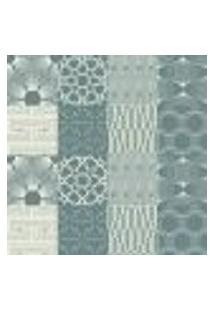 Papel De Parede Autocolante Rolo 0,58 X 5M - Azulejo Abstrato2888003