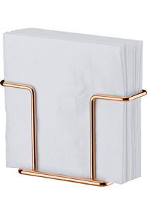 Porta Guardanapos 1155-Future - Rose Gold