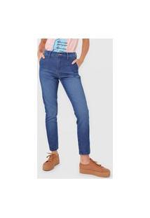 Calça Jeans Cantão Skinny Cool Azul