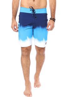 Bermuda Água Volcom 2Nd Dip Azul