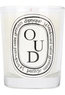 Diptyque Vela Oud - Branco