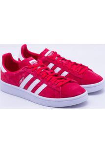 Tênis Adidas Campus Originals Vermelho Feminino 39