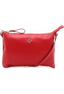 fdf2f43f3 R$ 109,99. Kanui Bolsa Feminina De Grife Tiracolo Capodarte Vermelha Logo