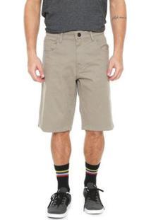 Bermuda Oakley 5 Pockets Short Masculina - Masculino-Cinza
