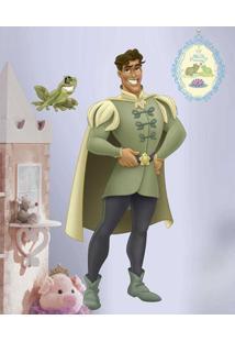 Adesivo De Parede Principe Da Tiana