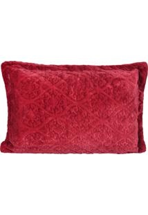 Porta Travesseiro De Plush Splendor