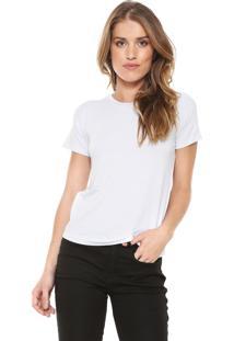 Camisa Pólo Ombro Viscose feminina  2d3cad8593e47
