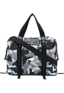 Jimmy Choo Arlington Tote Bag - Cinza