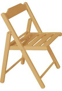 Cadeira Dobrável Tramontina 10601080 Beer Madeira