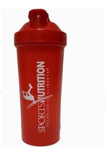 Coqueteleira Sports Nutrition - Unissex