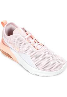 Tênis Nike Wmns Air Max Motion Feminino - Feminino-Rosa Claro